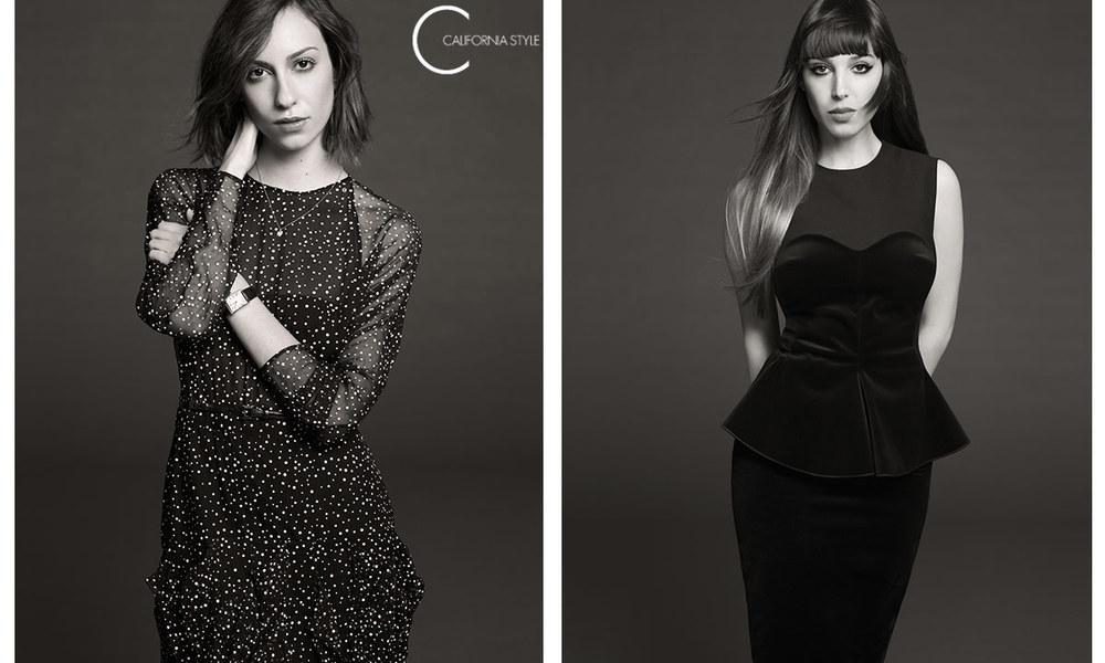 C Magazine - Gia Coppola & Nicole Simone