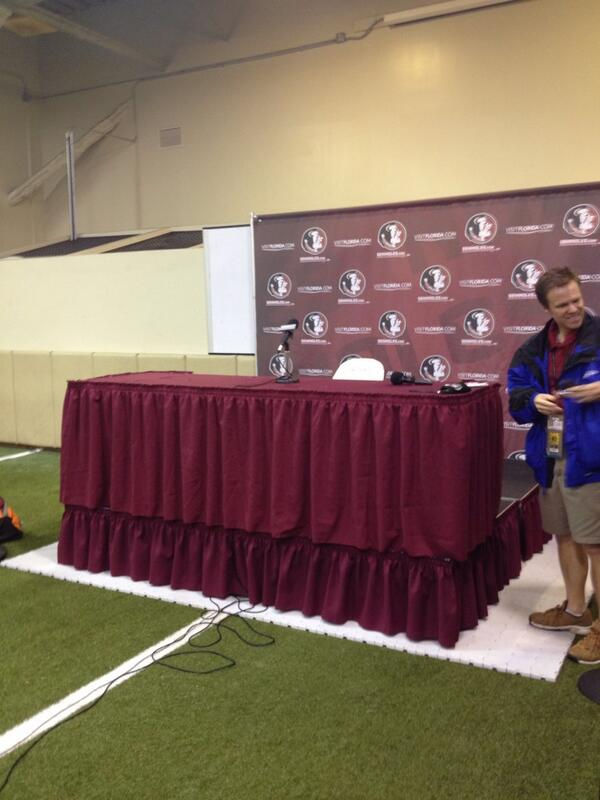 Post Game Report in Turf Room