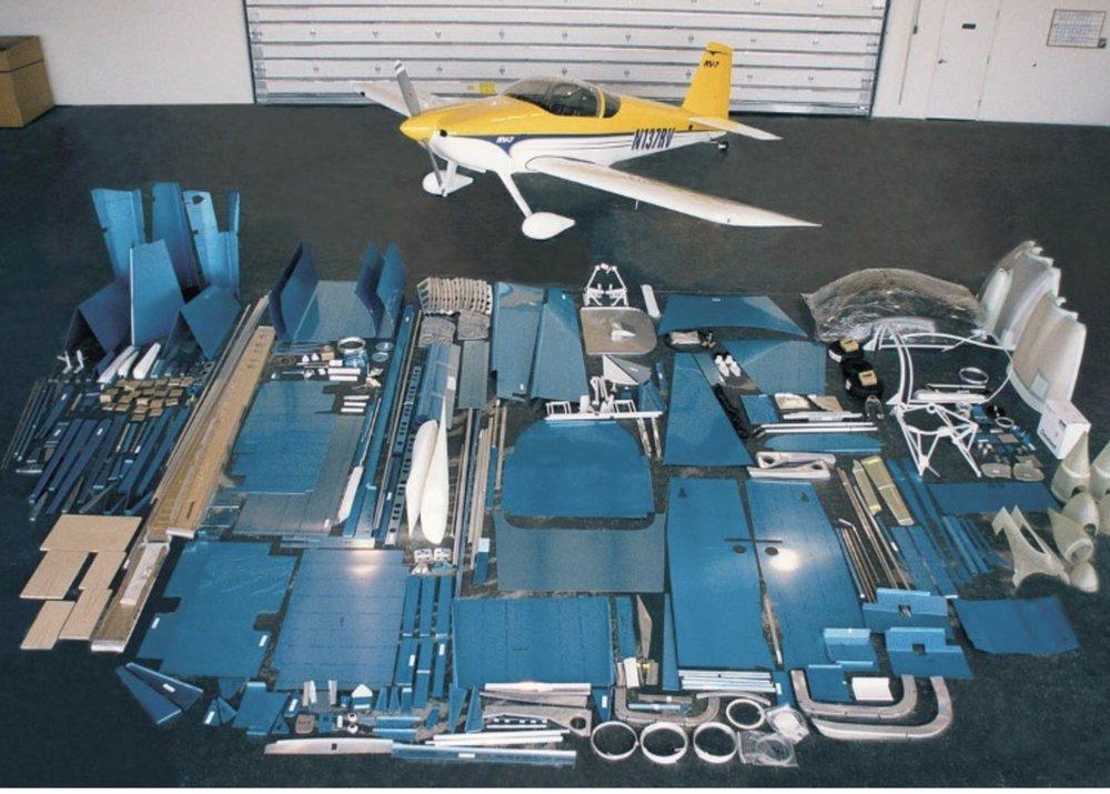 Standard RV-7 kit