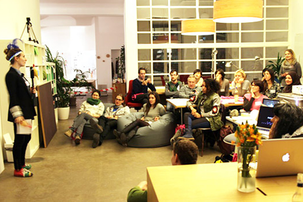 Berlin Global Service Jam 2013