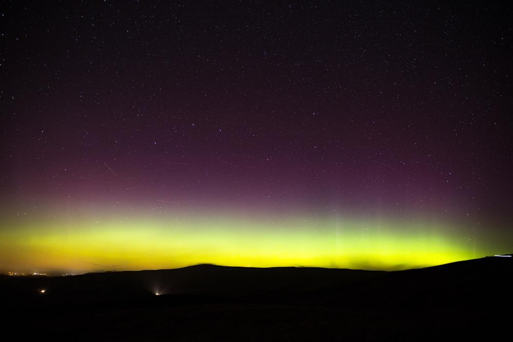Aurora Borealis Hart Side