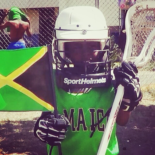Out of Many, One People. Follow our friends @jamaicalacrosse & help them Grow the Game! #OneLove