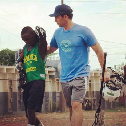 Everyone @jamaicalacrosse is going to miss @paulcarcaterra but we're pretty sure he will be back :) This has been such a great week & the best is yet to come. Carc is a great coach, father & guy. #BlessUp #ThankYou