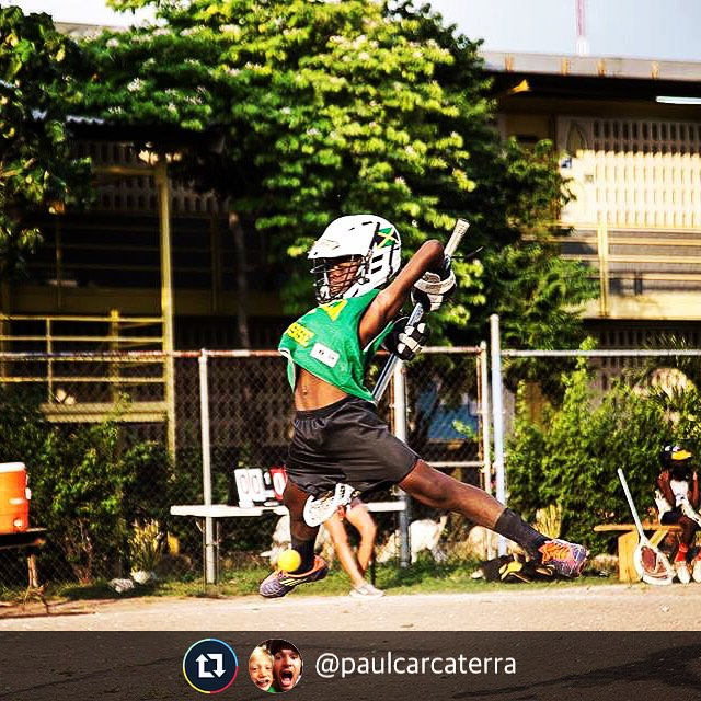No, there is no ceiling for @jamaicalacrosse #LacrosseVolunteerCorps doing serious work this summer spreading the game in Jamaica & helping kids like Malachi unlock their potential! #GrowTheGame #OneLove