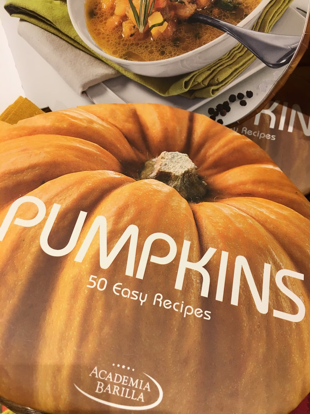 Whether you're an all pumpkin spice all the time kind of person or not, we bet you can find something inspiring in this fun book.