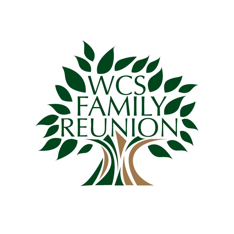 Wcs Family Reunion Logo Design Marialoor Studio