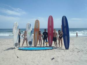 Intro to Surfing by Aloha NYC Surf School