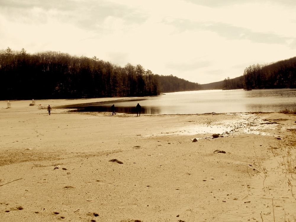 Fahenstock State Park: Canopus Lake