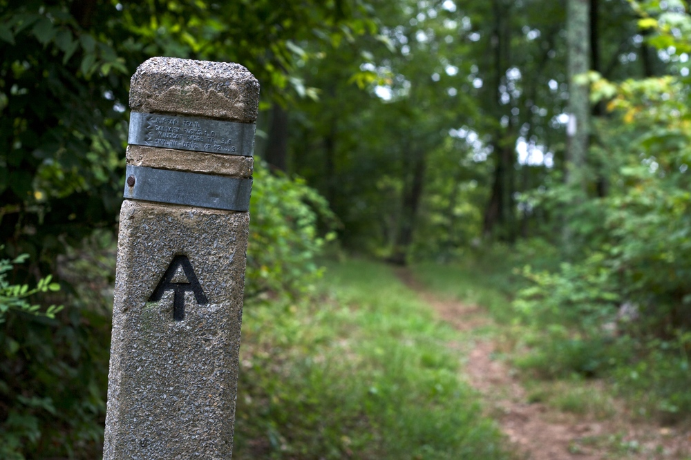 4 Day Section Hike Of The Appalachian Trail No Car Needed