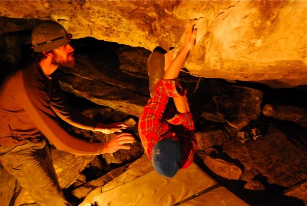 John Rock Climbing at Night.jpg