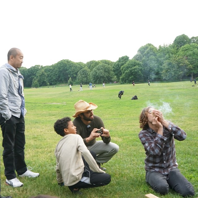 Learning_how_to_make_fire_by_friction_in_Prospect_Park_with_our_very_own_Sustainability_Director__Check_out_other__outdoorfest_events_this_week_at_outdoorfest.com__ofnyc15_by_loomstate_org.jpg