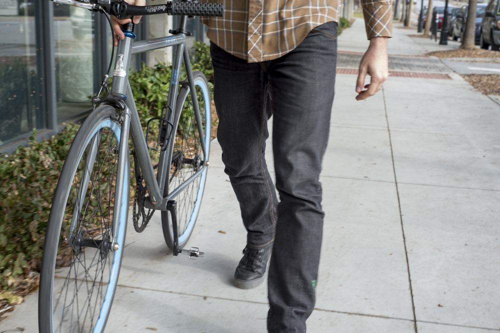 Secret bike pants