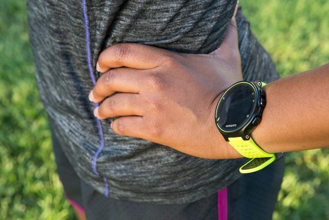 GPS & fitness tracking, male & female models