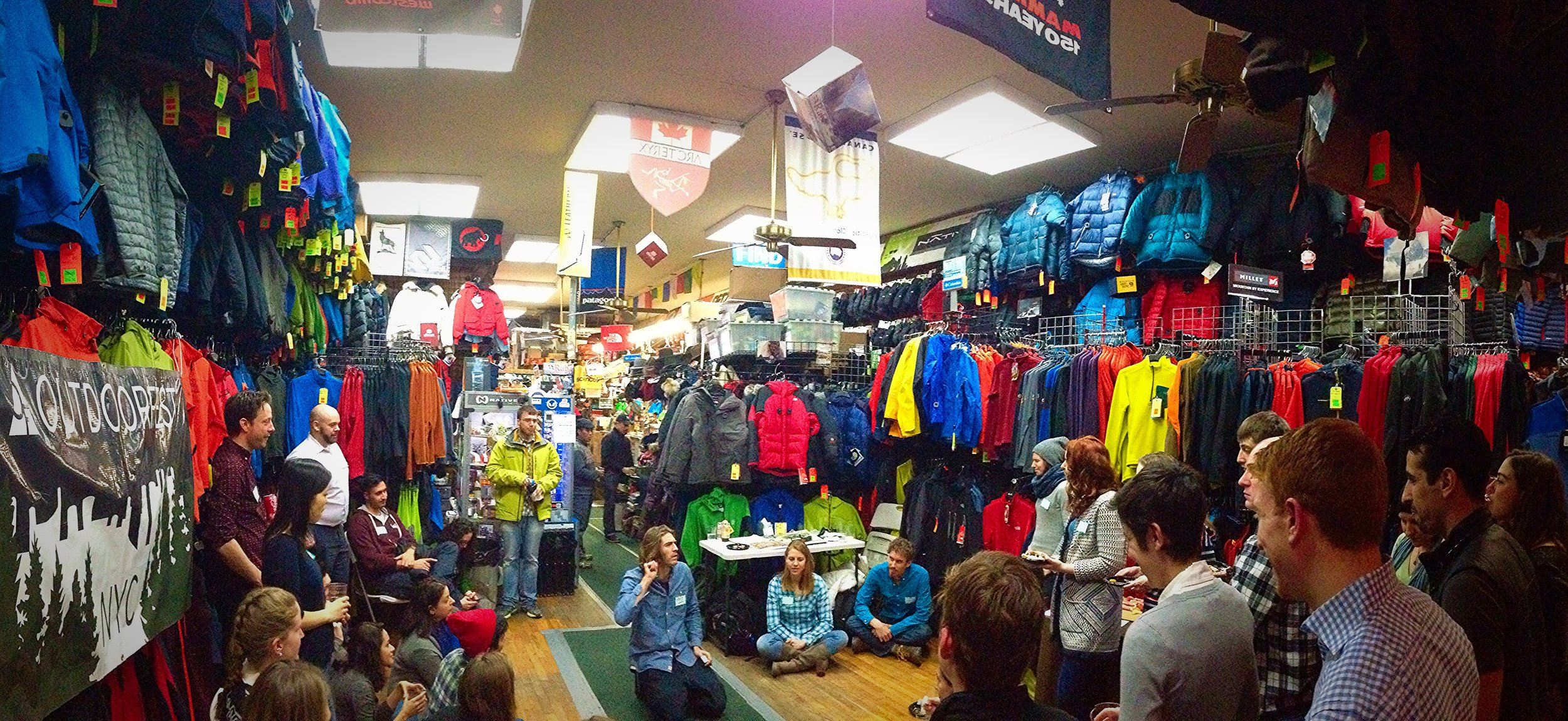 The Best Stores to Find Outdoor Gear in NYC & The Best Stores to Find Outdoor Gear in NYC u2014 OutdoorFest