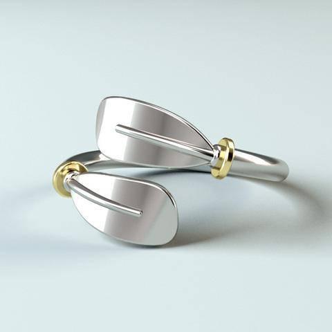 Kayak Ring | Strokeside Designs