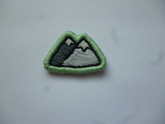 Embroidered Patch | Homework Party