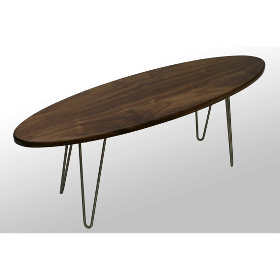 Longboard Coffee Table | Grain Control