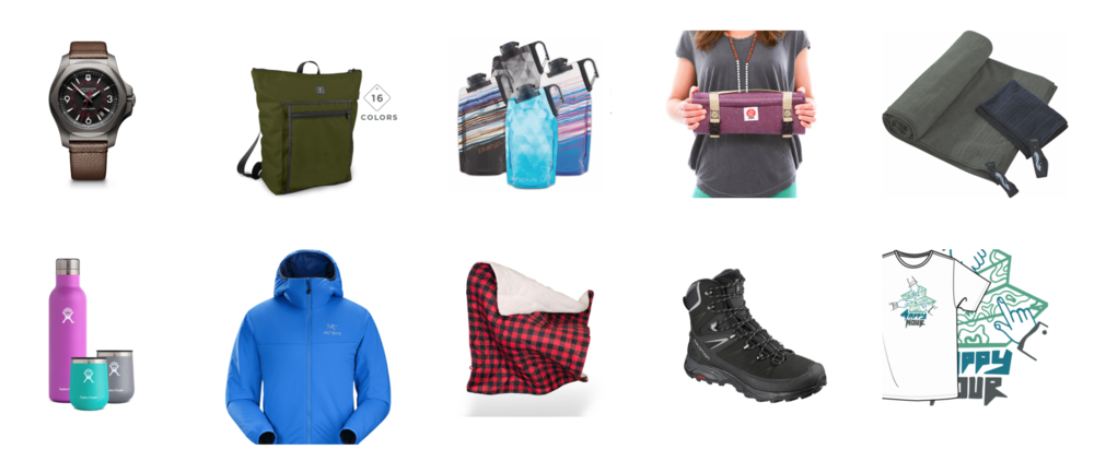 The Best Gifts for Urban Dwelling Outdoor Enthusiasts — OutdoorFest 8b546bfd9c