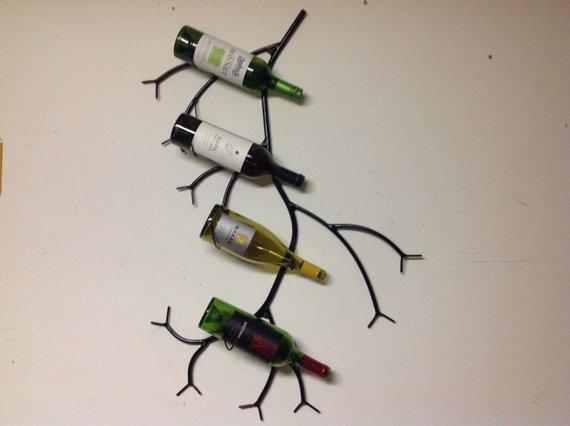Branches Wine Rack | Adirondstix