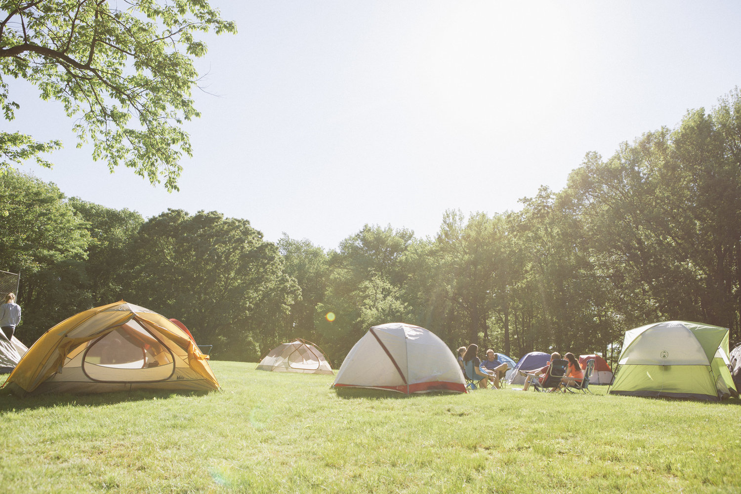 OutdoorFest NYC Campout — OutdoorFest
