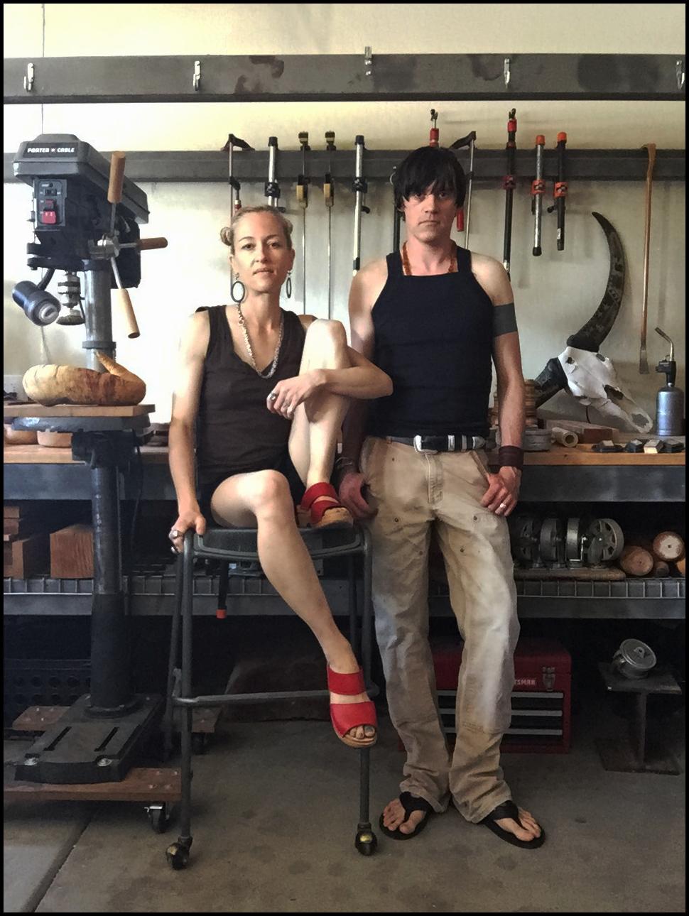 NONA AND CYRUS CORON