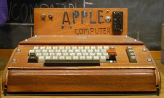 Apple I computer fetches $387K in Christie's auction, after another went for $671,400.