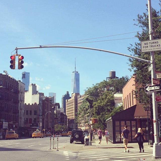 Hello NYC! I like city shoots.