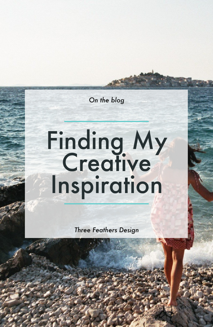 Finding My Creative Inspiration