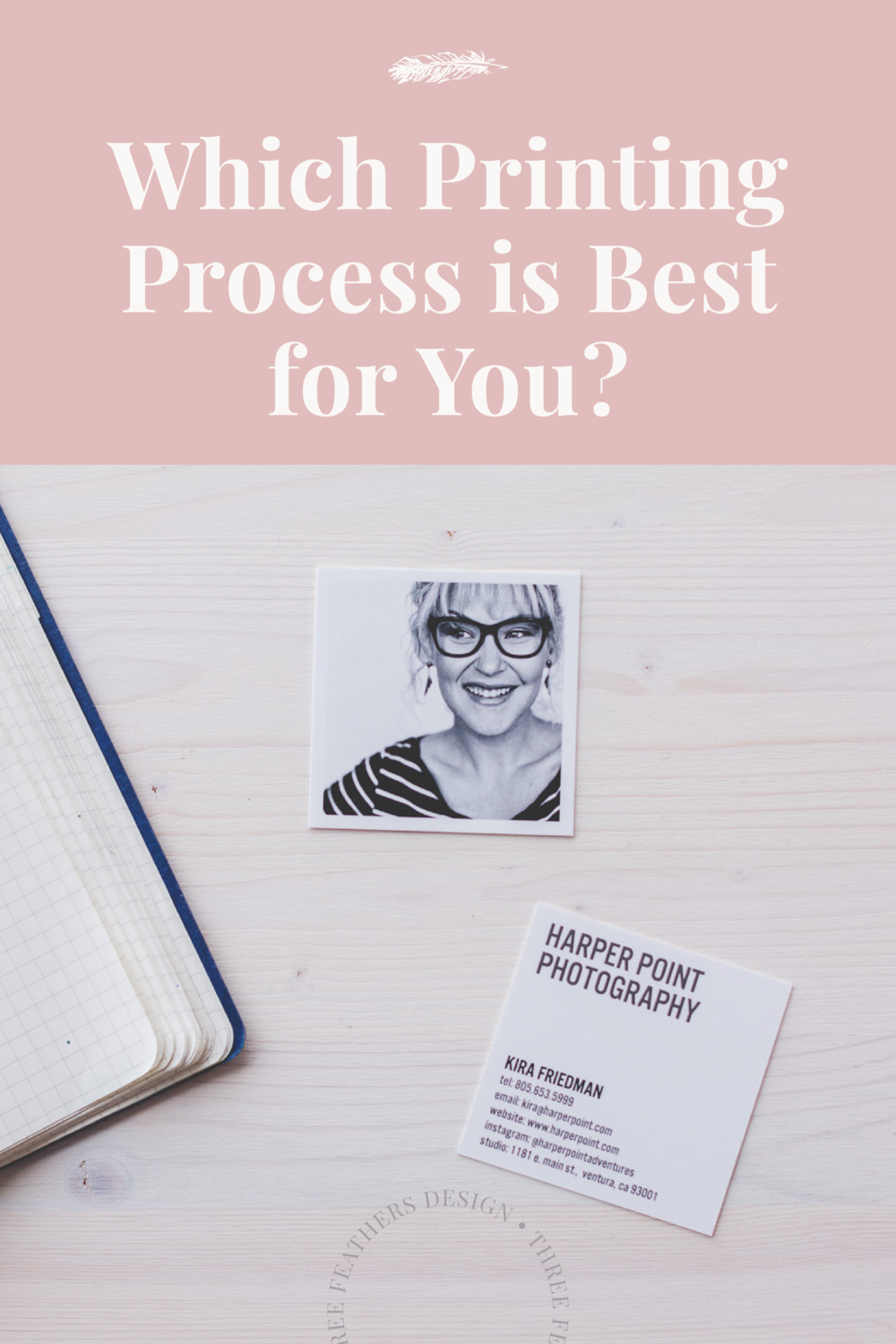 Which Printing Process is Best for You? | Three Feathers Design | threefeathersdesign.com