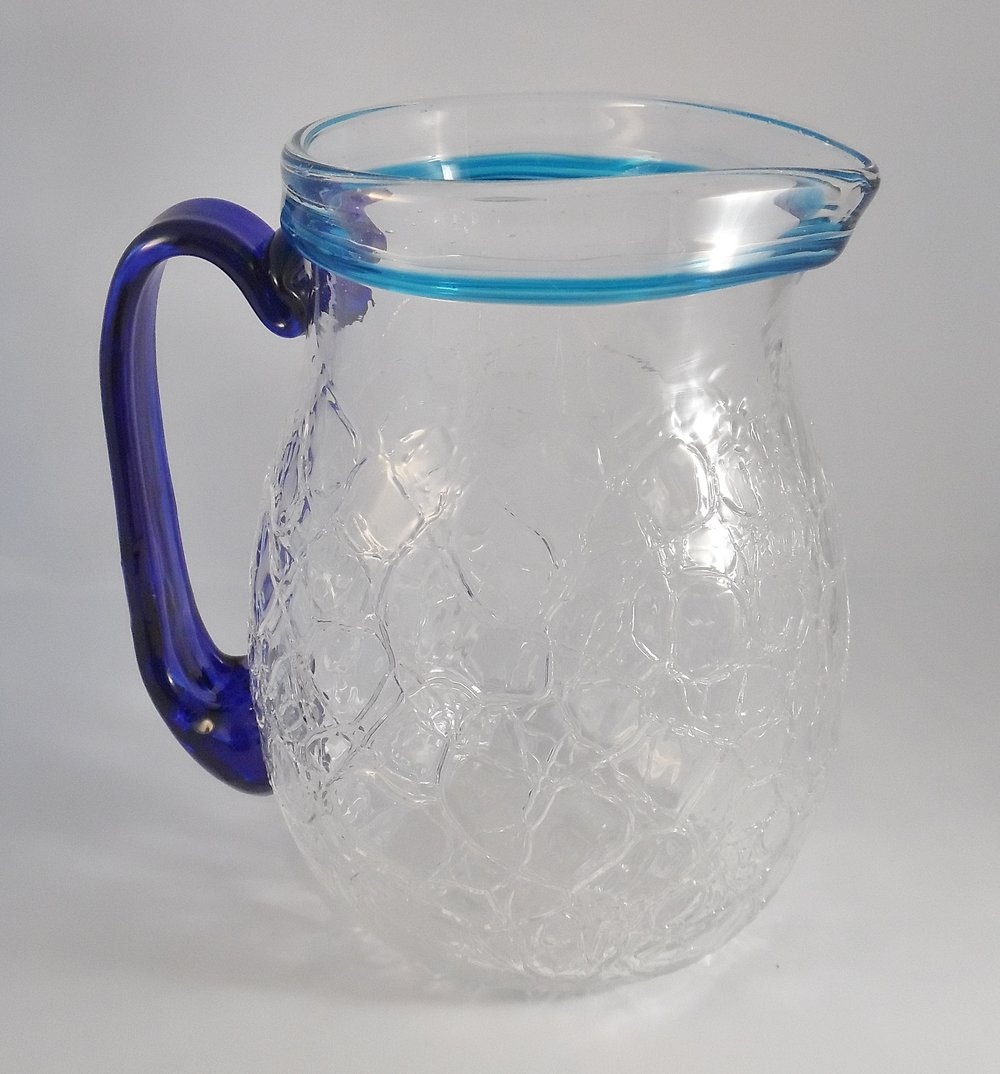 Pitcher by Nicole Tremblay