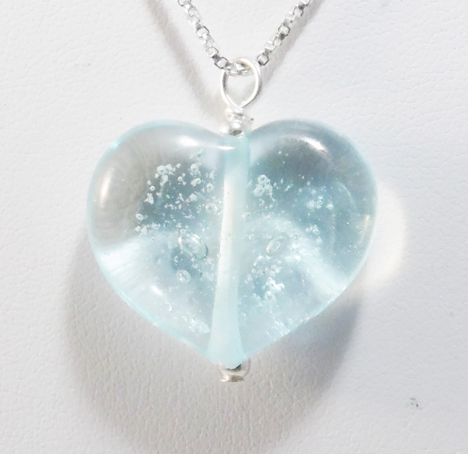 Close To My Heart Pendant by Nicole Tremblay