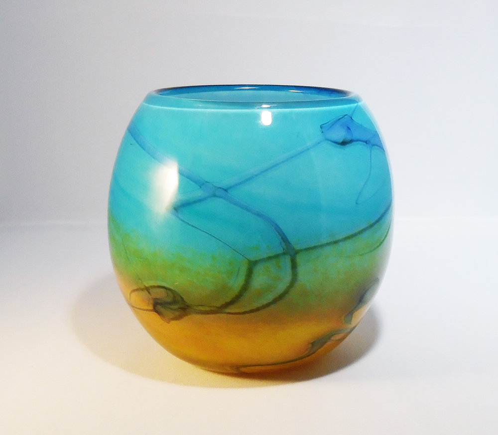 Tulip Bowl by Nicole Tremblay