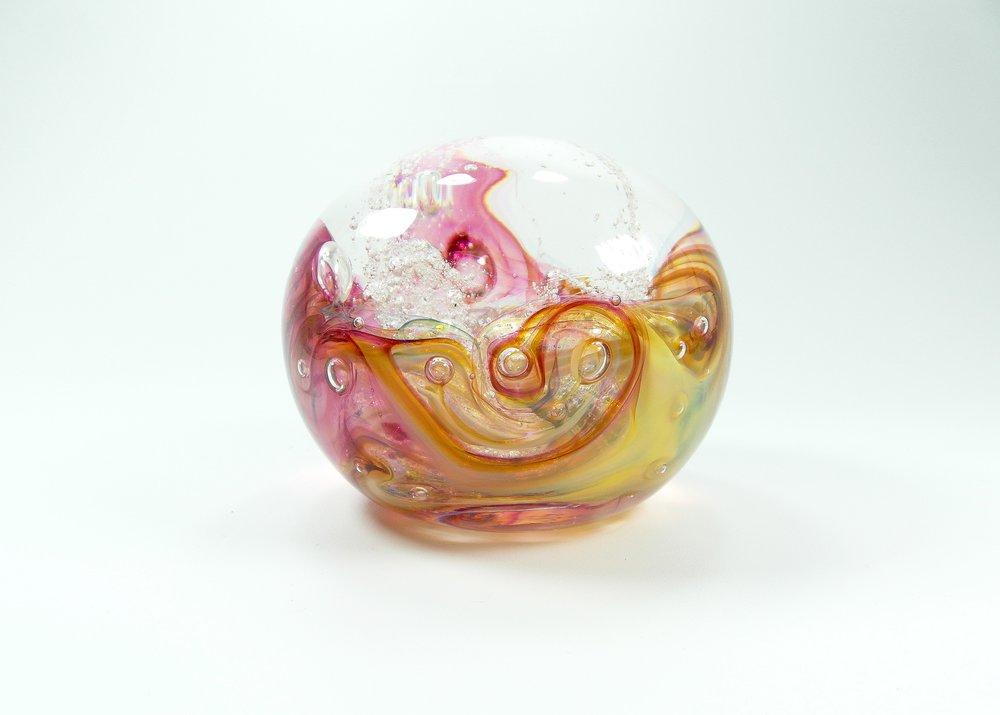 Paradise Globe by Deanna McGillivray