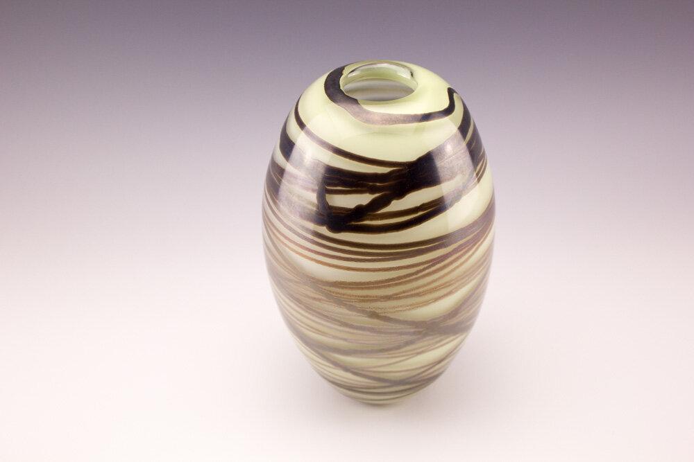 """Hive""  Fireweed Glass Studio"