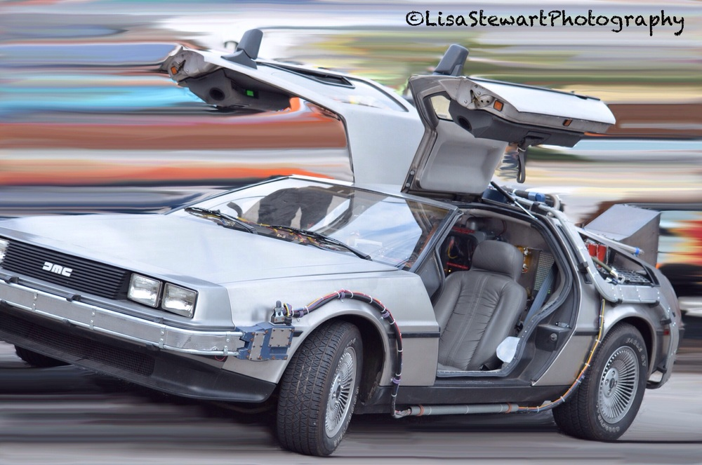 Back to the Future day Oct 21 2015