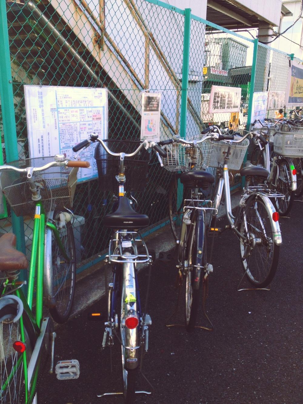 Unlocked Bikes