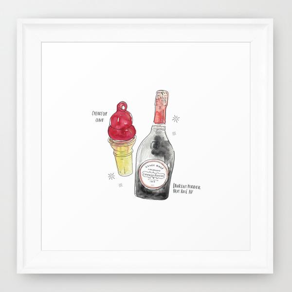 cherrydipped cone framed.jpg