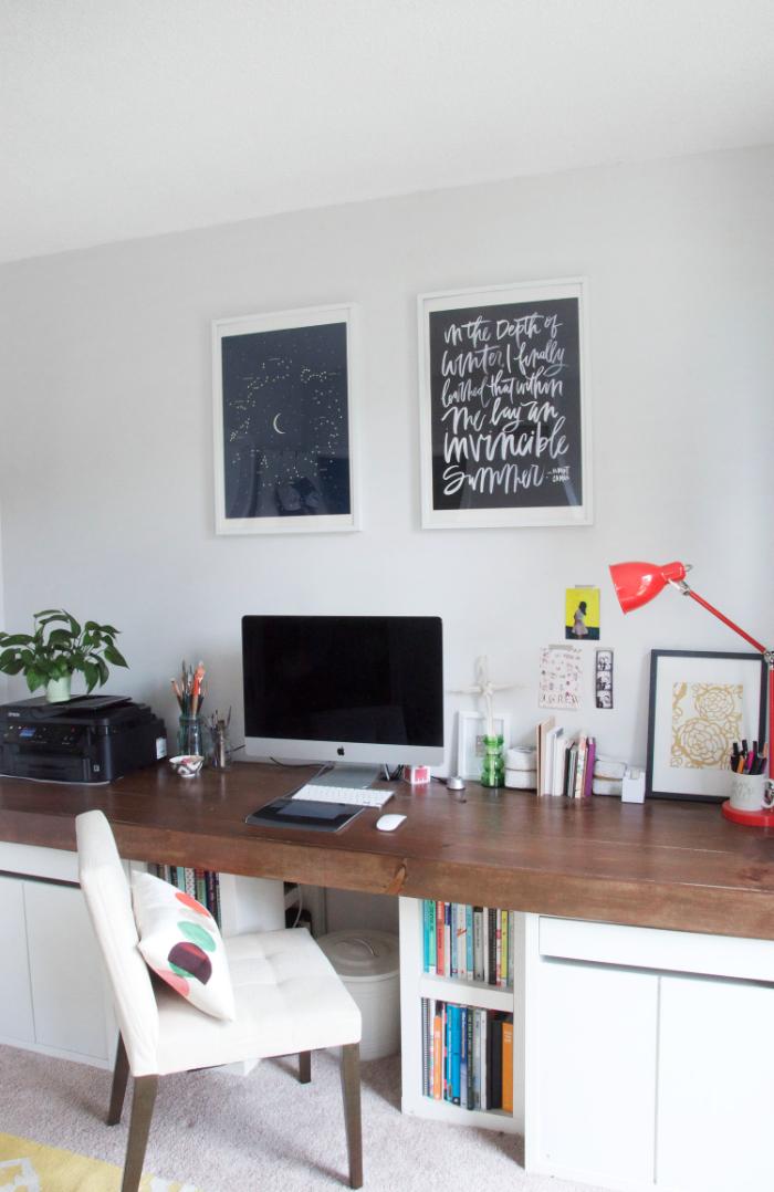 Jen's Home Office