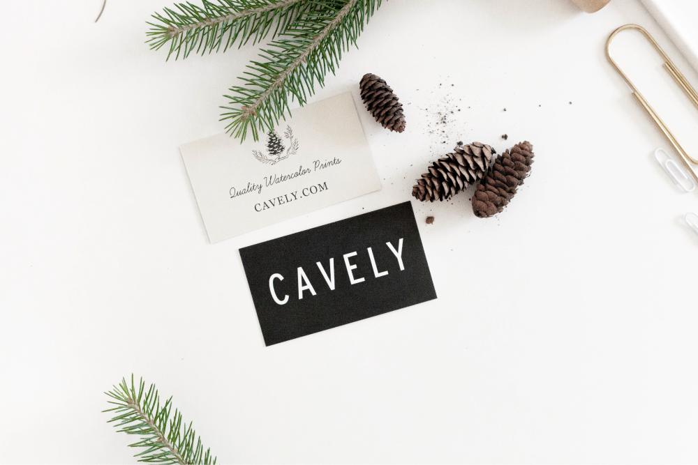 Breanna Rose | Cavely Branding