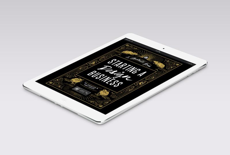 Hoodzpah E-Book:  Starting a Design Business