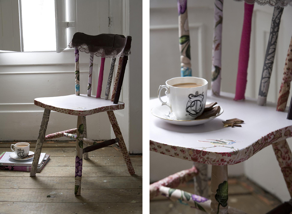 2b. Adding Colour With... Decoupage Chair Detail by Interior Stylist Joanna Thornhill copy.jpg