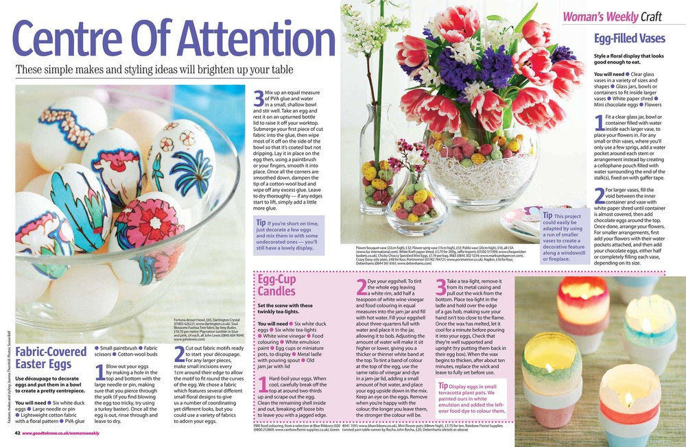 3. Woman's Weekly Easter Crafts 2012 by Interior Stylist Joanna Thornhill.jpg