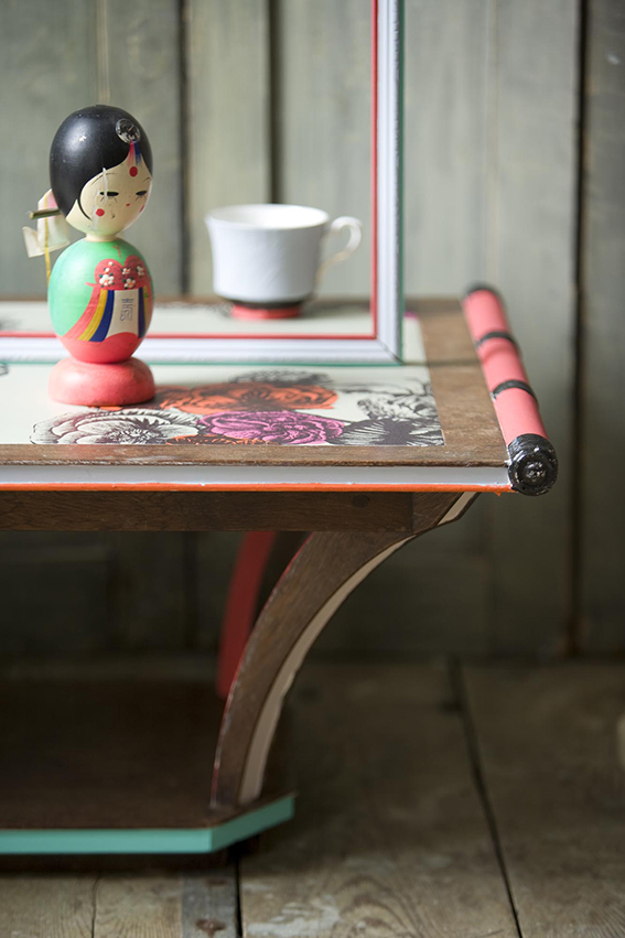 9b. Adding Colour With... Part Painted Table Craft Make Detail by Interior Stylist Joanna Thornhill.jpg