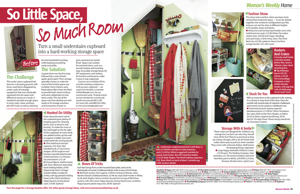 27. Woman's Weekly Storage Cupboard Feature by Interior Stylist Joanna Thornhill.jpg