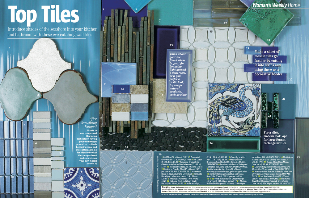 Top Tiles feature for Woman's Weekly by Interior Stylist Joanna Thornhill.jpg