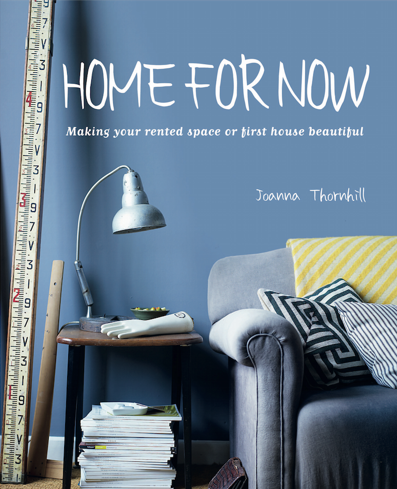 Home for Now by Joanna Thornhill Front Cover