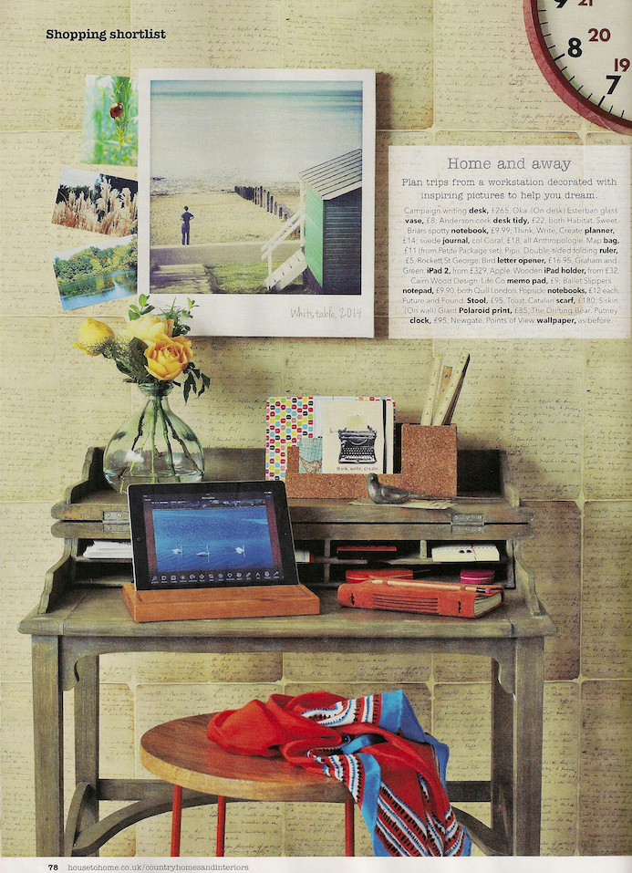 Your Summer Organised feature by Joanna Thornhill, CH&I Mag June14 P5