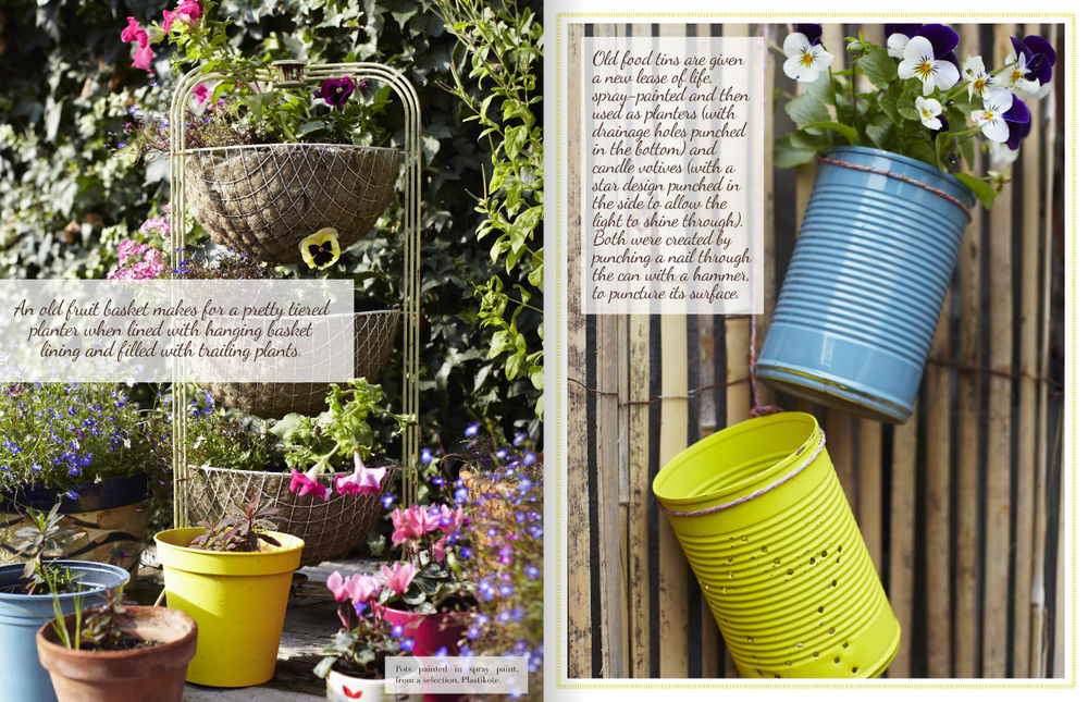 Garden Fakeover feature by Joanna Thornhill p36-37, Heart Home July14