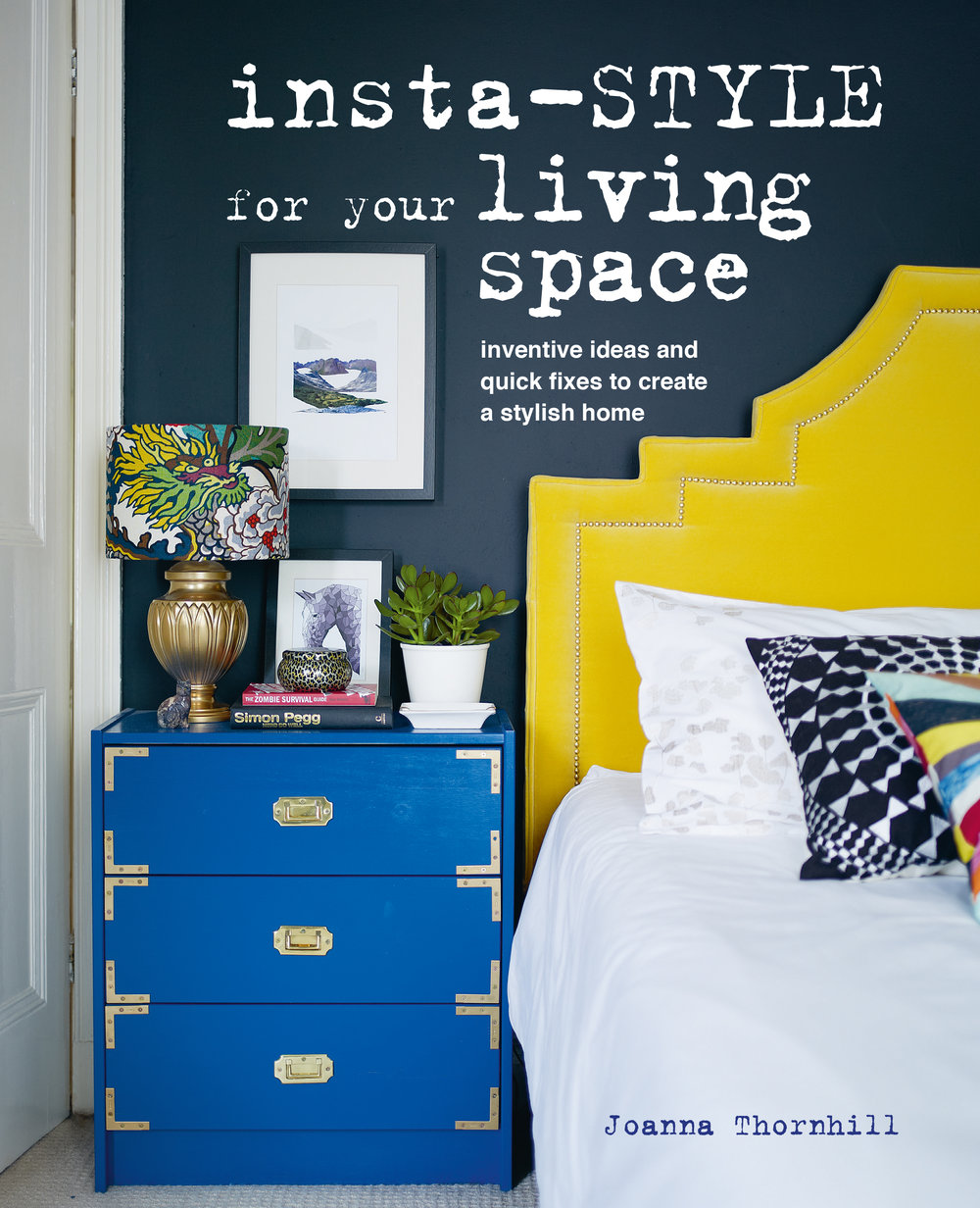 Insta Style for Your Living Space (CICO Books 2018)