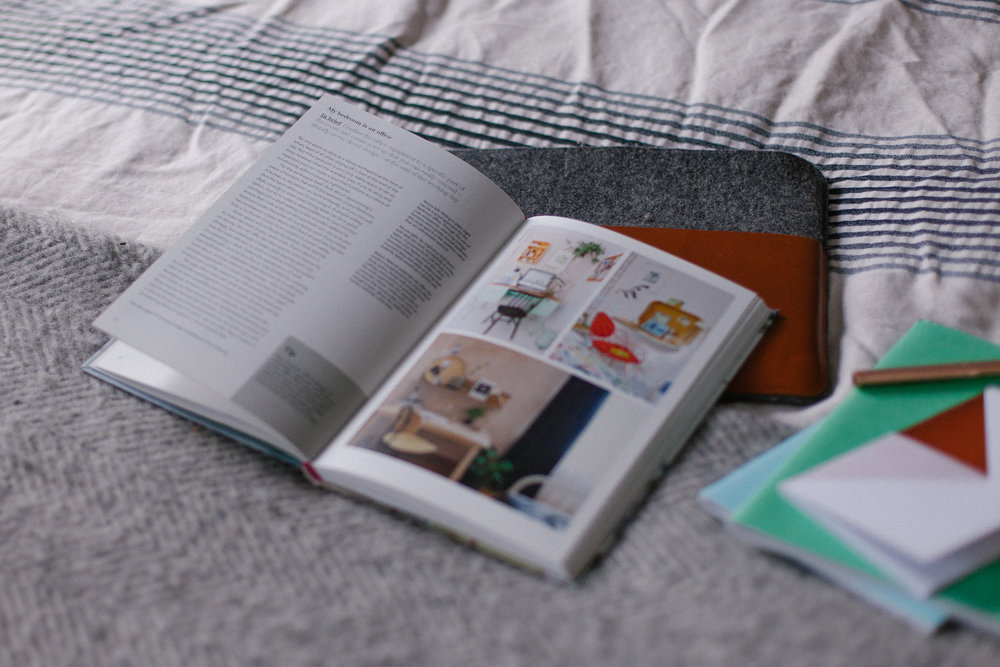 My Bedroom is an Office by Joanna Thornhill p36-37 My Office is a Bedroom
